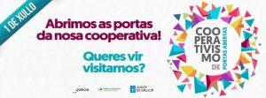 "Algalia S. Coop Galega participou en ""Cooperativismo de Portas Abertas"""