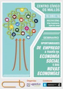 Xornada de oportunidades de emprego Economía Social