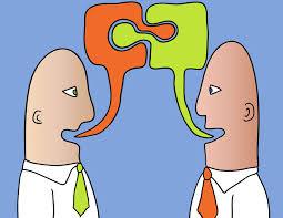 Unha persoa líder sabe de conversacións e practica